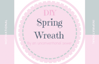 spring wreath craft ruralgreystar