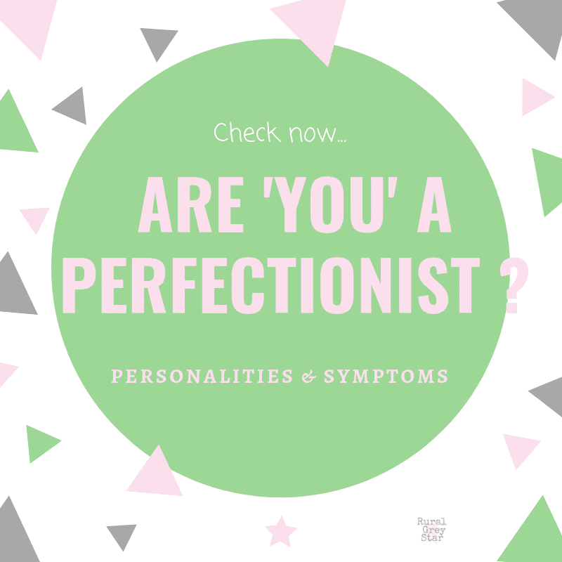 Perfectionism post | Are you a perfectionist?